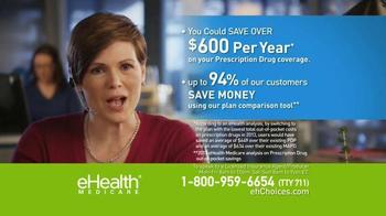 eHealth Medicare TV Spot, 'Eligible for Medicare?' - Thumbnail 4