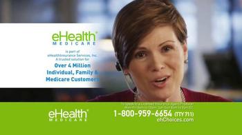 eHealth Medicare TV Spot, 'Eligible for Medicare?' - Thumbnail 5