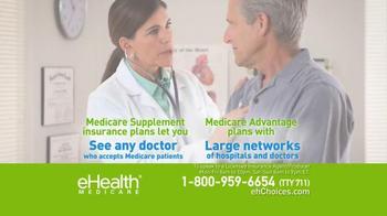 eHealth Medicare TV Spot, 'Eligible for Medicare?' - Thumbnail 6