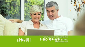 eHealth Medicare TV Spot, 'Eligible for Medicare?'