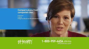 eHealth Medicare TV Spot, 'Eligible for Medicare?' - Thumbnail 8