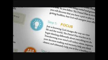 The Daniel Plan TV Spot, 'Christian Fitness Professionals' - Thumbnail 6