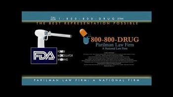 Parilman & Associates TV Spot, 'Power Morcellator Warning' - Thumbnail 9