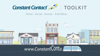 Constant Contact Toolkit TV Spot, 'Connect with Customers' - Thumbnail 10