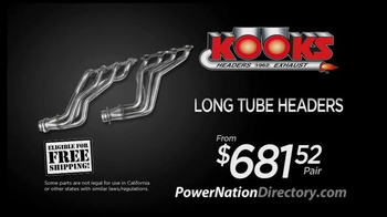 PowerNation Directory TV Spot, 'Control Engine Temperatures, Get Extra HP' - Thumbnail 7