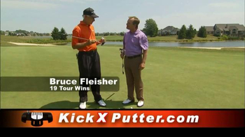 Kick X Ball Putter TV Spot, 'Line Up'