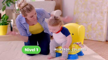 Fisher Price Smart Stages Chair TV Spot, 'Avance Imaginación' [Spanish] - Thumbnail 4