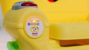 Fisher Price Smart Stages Chair TV Spot, 'Avance Imaginación' [Spanish] - Thumbnail 5