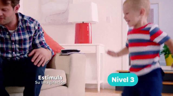 Fisher Price Smart Stages Chair TV Spot, 'Avance Imaginación' [Spanish] - Thumbnail 8