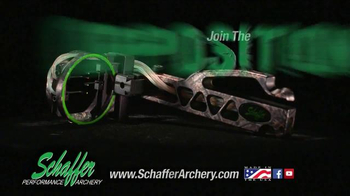 Schaffer Archery Opposition Sight TV Spot, 'Join the Opposition' - Thumbnail 10