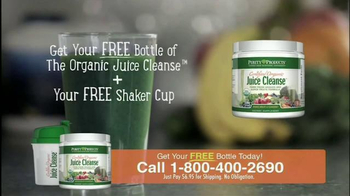 Purity Products Certified Organic Juice Cleanse TV Spot - Thumbnail 10