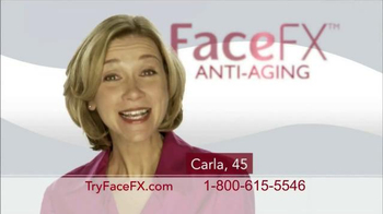 Face FX TV Spot, 'Concerned About Wrinkles?'