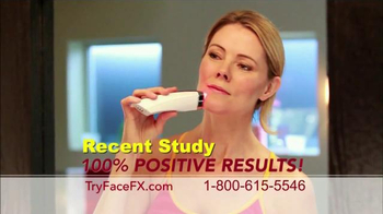Face FX TV Spot, 'Concerned About Wrinkles?' - Thumbnail 6