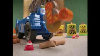 Play-Doh BuzzSaw TV Spot, 'Construct Your Own Fun' - Thumbnail 3