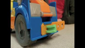 Play-Doh BuzzSaw TV Spot, 'Construct Your Own Fun' - Thumbnail 5