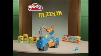 Play-Doh BuzzSaw TV Spot, 'Construct Your Own Fun' - Thumbnail 9