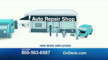 OnDeck TV Spot, 'Small Business Needs'