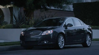 Buick Model Year Closeout TV Spot, 'Experience the New Buick Verano' - Thumbnail 1