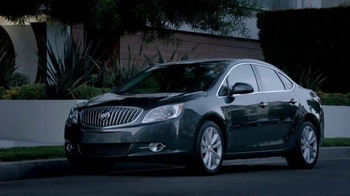 Buick Model Year Closeout TV Spot, 'Experience the New Buick Verano' - Thumbnail 7