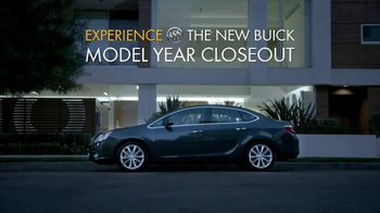 Buick Model Year Closeout TV Spot, 'Experience the New Buick Verano' - Thumbnail 8
