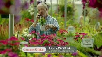Consumer Cellular TV Spot, 'Getting it Right with Connie and Jack: Plans $10+ a Month' - Thumbnail 1