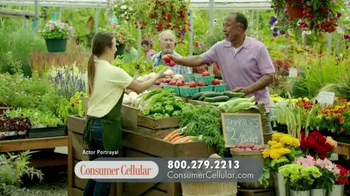 Consumer Cellular TV Spot, 'Getting it Right with Connie and Jack: Plans $10+ a Month' - Thumbnail 2