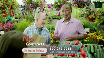 Consumer Cellular TV Spot, 'Getting it Right with Connie and Jack: Plans $10+ a Month' - Thumbnail 3