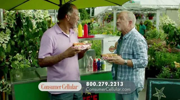 Consumer Cellular TV Spot, 'Getting it Right with Connie and Jack: Plans $10+ a Month' - Thumbnail 4