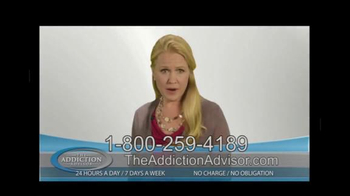 The Addiction Advisor TV Spot, 'Testimonial'
