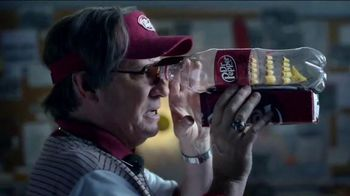 Dr Pepper TV Spot, 'College Football: One Man Selection Committee'