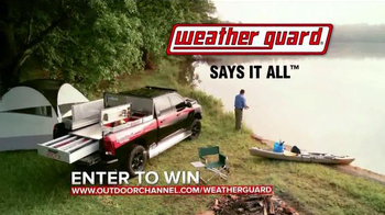 Weather Guard TV Spot, 'Productivity and Protection with Hal Shaffer' - Thumbnail 5