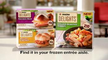 Jimmy Dean Delights TV Spot, 'A Better Lunch' - Thumbnail 10