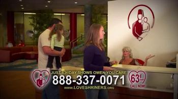 Shriners Hospitals For Children TV Spot, 'Meet Owen' - Thumbnail 6