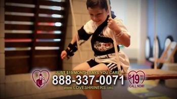 Shriners Hospitals For Children TV Spot, 'Meet Owen' - Thumbnail 9