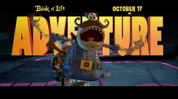 The Book of Life - Alternate Trailer 26