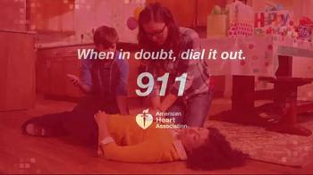 American Heart Association TV Spot, 'Dial It Out' - Thumbnail 10