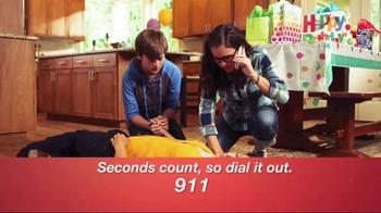 American Heart Association TV Spot, 'Dial It Out' - Thumbnail 6