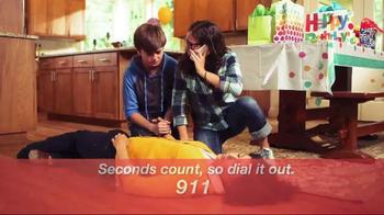American Heart Association TV Spot, 'Dial It Out' - Thumbnail 7