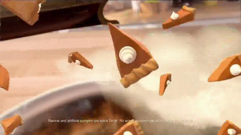 International Delight Pumpkin Pie Spice TV Spot