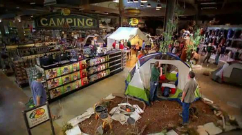 Bass Pro Shops TV Spot, 'Legendary Brands at Legendary Prices' - 98 commercial airings