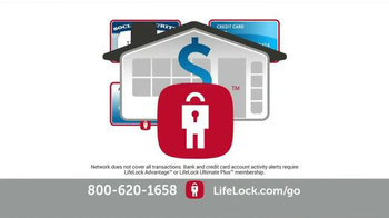 LifeLock TV Spot, 'Identity Theft'