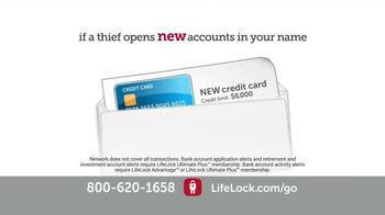 LifeLock TV Spot, 'Identity Theft' - Thumbnail 5