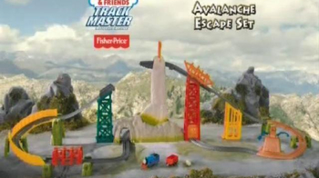 Thomas & Friends TrackMaster Avalanche Escape Set TV Spot, 'Watch Out!' - Thumbnail 8