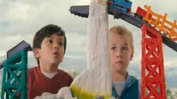 Thomas & Friends TrackMaster Avalanche Escape Set TV Spot, 'Watch Out!' - Thumbnail 5