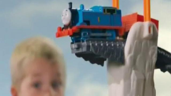 Thomas & Friends TrackMaster Avalanche Escape Set TV Spot, 'Watch Out!' - Thumbnail 6