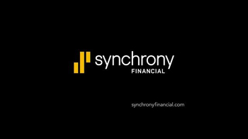 Synchrony Financial TV Spot, 'Your Goals, Our Experience' - Thumbnail 9