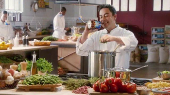 Progresso Soup Vegetable Classics TV Spot, 'Cena con la Familia' [Spanish] - Thumbnail 5