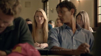 University of Minnesota TV Spot, 'Does Research Make a Difference?' - Thumbnail 2