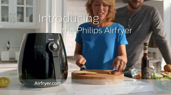 Philips Air Fryer TV Spot, 'A Revolution in Healthy Cooking'