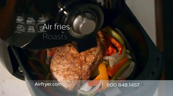 Philips Air Fryer TV Spot, 'A Revolution in Healthy Cooking' - Thumbnail 4